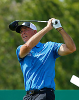 Golf - 2019 Senior Open Championship at Royal Lytham & St Annes - First Round <br /> <br /> Tom Lehman (USA) plays his drive off the 2nd tee.<br /> <br /> COLORSPORT/ALAN MARTIN
