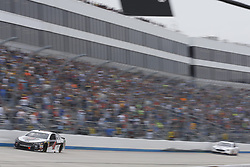 May 6, 2018 - Dover, Delaware, United States of America - Kevin Harvick (4) brings his race car down the front stretch during the AAA 400 Drive for Autism at Dover International Speedway in Dover, Delaware. (Credit Image: © Chris Owens Asp Inc/ASP via ZUMA Wire)