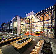 Trimble building, Christchurch. New Zealand.