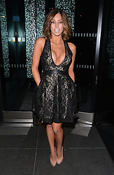 Model Pascal Craymer arriving at the Mahiki club in mayfair, London, UK. 01/03/2016<br />