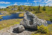 Rocky landscape<br /> West Dover<br /> Nova Scotia<br /> Canada
