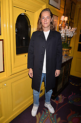 Pierre Sarkozy son of the former French President Nicolas Sarkozy at the Annabel's Bright Young Things Party at Annabel's, Berkeley SquareLondon England. 8 June 2017.<br /> Photo by Dominic O'Neill/SilverHub 0203 174 1069 sales@silverhubmedia.com