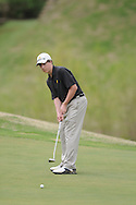 Oxford High golfer Ryan Smith at Oxford Country Club on Thursday, April 8, 2010.