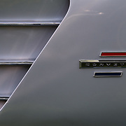"""""""1961 Corvette""""<br /> <br /> Cool, sleek and pure Corvette vent and side logo!!<br /> <br /> Cars and their Details by Rachel Cohen"""