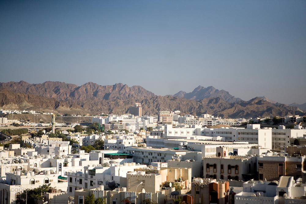 Muscat, Sultanate of Oman. January 31st 2009..