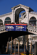The Rialto Bridge (Italian: Ponte di Rialto) is one of the three bridges spanning the Grand Canal in Venice, Italy. It is the oldest bridge across the canal and probably the most famous in the city...Subject photograph(s) are copyright Edward McCain. All rights are reserved except those specifically granted by Edward McCain in writing prior to publication...McCain Photography.211 S 4th Avenue.Tucson, AZ 85701-2103.(520) 623-1998.mobile: (520) 990-0999.fax: (520) 623-1190.http://www.mccainphoto.com.edward@mccainphoto.com.