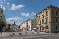 Tartu Town Hall Square, Estonia, Europe