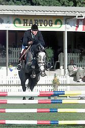 Romp Bert-Olano Fortuna<br />KWPN Paardendagen Ermelo 2000<br />Photo © Dirk Caremans