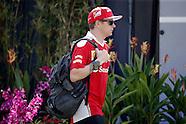 Singapore- F1 Grand Prix