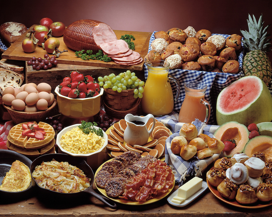 fast food hearty breakfast buffet eggs scrambled bacon strips sausage patty biscuit jelly hash brown potato potatoe home fry traditional american breakfast concept conceptual metaphor cuisine sliced cooked ham biscuits muffins pineapple watermelon orange grapefruit juice green grapes red strawberry brown eggs waffle syrup pancakes carmel twist pastry butter omlettes scallop potatos onion lifestyle travel Dine Entertaining Entice Enticing Fed Feed Feeding Flavor Flavorful Foodshot Fragrant Haute Gourmet Gourmand Good Gratify Gratifying Grocery Healthfood Hospitable Hospitality Ingredient Lunch Market Munchy Marketplace Natural Organic Portion Pretty Produce Refresh Refreshing Satisfying Satisfaction Seasonal Serve Serving Smell Still life