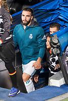 Real Madrid's Nacho Fernandez during UEFA Champions League match between Real Madrid and Apoel at Santiago Bernabeu Stadium in Madrid, Spain September 13, 2017. (ALTERPHOTOS/Borja B.Hojas)