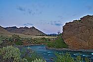 Sunrise, Norh Fork Shoshone River, Abasoraka Mountains,  Cody Wyoming