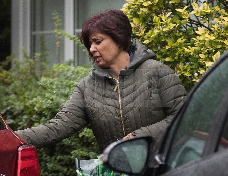 © Licensed to London News Pictures. 10/09/2016. London, UK. Maria Fernandes Vaz, wife of disgraced MP Keith Vaz is seen at their north London home today. Mrs Vaz has given an interview to a Sunday newspaper in which she says that she forgives his betrayal after it was revealed that he had been allegedly been having sex with male prostitutes. Photo credit: Peter Macdiarmid/LNP