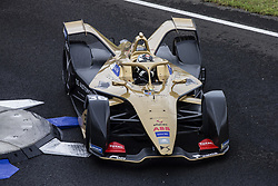 October 19, 2018 - Valencia, Spain - 36 LOTTERER Andre (ger), DS TECHEETAH Team during the Formula E official pre-season test at Circuit Ricardo Tormo in Valencia on October 16, 17, 18 and 19, 2018. (Credit Image: © Xavier Bonilla/NurPhoto via ZUMA Press)