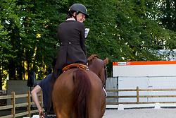 Minneci Barbara, BEL, Stuart<br /> EC Rotterdam 2019<br /> © Hippo Foto - Sharon Vandeput<br /> 25/08/19