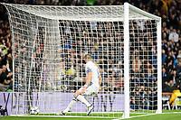 Real Madrid's Karim Benzema during the UEFA Champions League match between Real Madrid and Borussia Dortmund at Santiago Bernabeu Stadium in Madrid, Spain. December 07, 2016. (ALTERPHOTOS/BorjaB.Hojas)