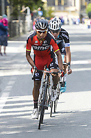 John Darwin Atapuma Hurtado - Bmc - 30.05.2015 - Tour d'Italie - Etape 20 : Saint Vincent / Sestriere<br />Photo : Sirotti / Icon Sport
