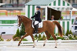 Gabriella Lof, (SWE), Doniro - Team Competition Grade III Para Dressage - Alltech FEI World Equestrian Games™ 2014 - Normandy, France.<br /> © Hippo Foto Team - Jon Stroud <br /> 25/06/14