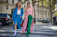 Two Colorful Looks at Nina Ricci SS2018