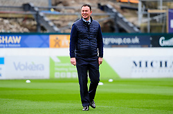 Plymouth Argyle manager Derek Adams arrives at Home Park prior to kick off - Mandatory by-line: Ryan Hiscott/JMP - 23/03/2019 - FOOTBALL - Home Park - Plymouth, England - Plymouth Argyle v Bristol Rovers - Sky Bet League One