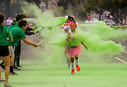 2018 Color Run Los Angeles