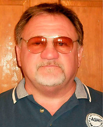 June 14, 2017 - Belleville, Illinois, U.S. - Facebook photo of suspected Virginia gunman JAMES T. HODGKINSON. Hodgkinson is the suspected gunman accused of opening fire on Republican U.S. lawmakers practicing for a charity baseball game, wounding senior Republican leader Steve Scalise and several others before being fatally shot by police.(Credit Image: ? Facebook via ZUMA Wire)