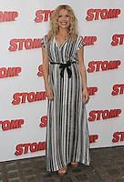 Melinda Messenger, STOMP - Gala Night, Ambassadors Theatre, London UK, 11 May 2015, Photo by Brett D. Cove