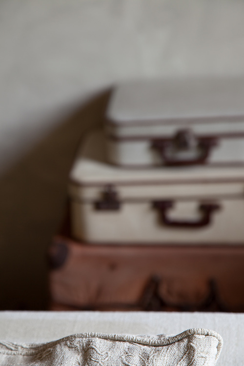 Details of a room at Mandranova