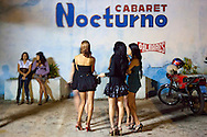 Gente de Zona at Cabaret Nocturno, Holguin, Cuba.