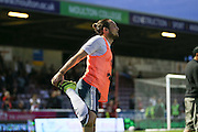 Daley Blind Midfielder of Manchester United in warm up during the EFL Cup Third Round match between Northampton Town and Manchester United at Sixfields Stadium, Northampton, England on 21 September 2016. Photo by Phil Duncan.