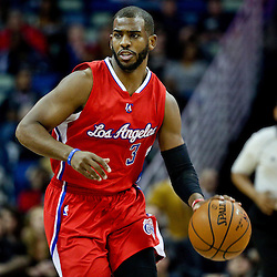 01-30-2015 Los Angeles Clippers at New Orleans Pelicans