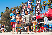 Good times at Camp SUP, Doheny Beach, CA