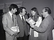 "Launching of book ""Dublin The Deposed Capital"" at Newman House, Stephen's Green St., Dublin,<br />