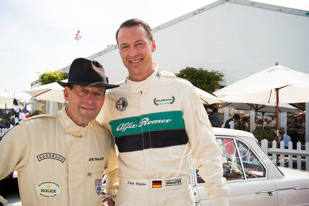 Goodwood Revival 2015
