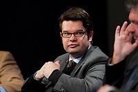 12 JAN 2010, KOELN/GERMANY:<br /> Michael Theurer, MdEP, Fraktion der Liberalen im EP, Diskussion &quot;Das Europaeische Parlament - gestaerkt durch den Lissabon-Vertrag?&quot;, dbb Jahrestagung &quot;Europa nach Lissabon - Fit fuer die Zukunft?&quot;, Messe Koeln<br /> IMAGE: 20100112-01-118