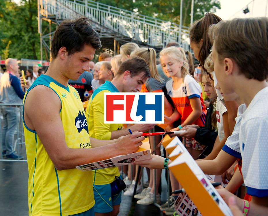 BREDA - Rabobank Hockey Champions Trophy<br /> Netherlands - Australia<br /> Photo: BRAND Tim.<br /> COPYRIGHT WORLDSPORTPICS FRANK UIJLENBROEK