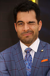 May 2, 2019 - New York City, New York, U.S. - Actor OMAR CHAPARRO attends the US premiere of Pokemon Detective Pikachu held at Military Island Times Square. (Credit Image: © Nancy Kaszerman/ZUMA Wire)