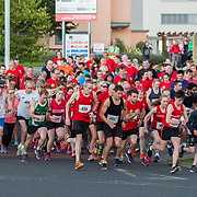 25.08. 2017.                                                      <br /> Almost 200 UL Hospitals Group staff, past and present, and members of the public completed the annual 5k Charity Run/Walk on Friday August 25th in Limerick.<br /> <br /> Everybody who participated also raised funds for Friends of Ghana, an NGO formed last year by UL Hospitals Group and its academic partner the University of Limerick to deliver medical training programmes in the remote Upper West Region of Ghana. Picture: Alan Place