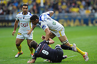 Damien CHOULY - 18.04.2015 - Clermont / Saracens - 1/2Finale European Champions Cup<br />
