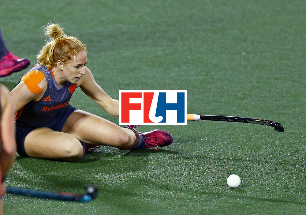 New Zealand, Auckland - 23/11/17  <br /> Sentinel Homes Women&rsquo;s Hockey World League Final<br /> Harbour Hockey Stadium<br /> Copyrigth: Worldsportpics, Rodrigo Jaramillo<br /> Match ID: 10306 - NED vs CHN<br /> Photo: (23) van GEFFEN Margot