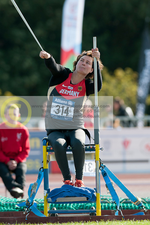 BRAEMER-S.M, 2014 IPC European Athletics Championships, Swansea, Wales, United Kingdom