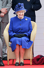 JUNE 23 2013 The Queen at Guards Polo Club