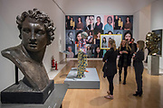 Head of Castor, a plaster cast of a Roman Original - From Life a new exhibition at the Royal Academy of Arts. It runs from 11 December 2017 – 11 March 2018.