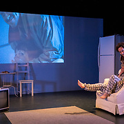 Throes Theater's production of The Itch, New Ohio Theatre, New York City 2017