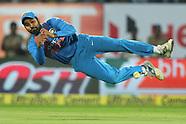 Cricket - India v New Zealand 2nd T20i at Rajkot