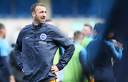 Glenn Murray of Brighton and Hove Albion - Mandatory by-line: Arron Gent/JMP - 17/03/2019 - FOOTBALL - The Den - London, England - Millwall v Brighton and Hove Albion - Emirates FA Cup Quarter Final