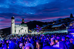 20.02.2019, Seefeld, AUT, FIS Weltmeisterschaften Ski Nordisch, Seefeld 2019, Eröffnungsfeier, im Bild Übersicht // overview during the opening ceremony of the FIS Nordic Ski World Championships 2019. Seefeld, Austria on 2019/02/20. EXPA Pictures © 2019, PhotoCredit: EXPA/ Stefan Adelsberger