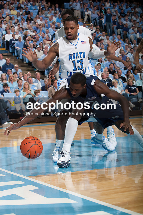 29 November 2009: North Carolina Tar Heels forward Will Graves (13) during a 73-80 win over the Nevada Wolfpack at the Dean Smith Center in Chapel Hill, NC.