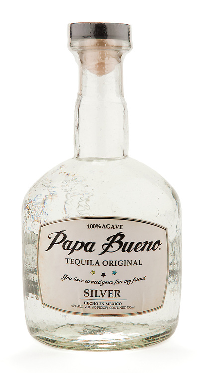 Papa Bueno Tequila Silver -- Image originally appeared in the Tequila Matchmaker: http://tequilamatchmaker.com