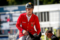 Ehning Marcus, GER, Comme Il Faut 5<br /> EC Rotterdam 2019<br /> © Hippo Foto - Sharon Vandeput<br /> 25/08/19